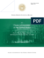 US Federal Reserve Report