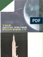 NASA-JPL 1959 Pioneer IV Moon Probe