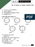 Ulangan Harian 3 - Practice Math Test 3