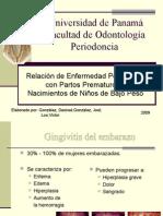charla de periodoncia 2009