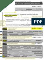 Plan de Trabajo y Actividades Del Curso (Explicaciones)