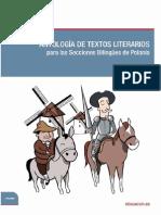 Antología textos literarios españoles I