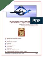 Andres Cassard - Catequismo Del Primer Grado