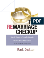 Remarriage Study Guide
