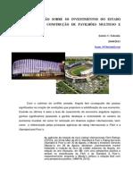 BREVE REFLEXÃO SOBRE OS INVESTIMENTOS DO ESTADO ANGOLANO NA CONSTRUÇÃO DE PAVILHÕES MULTIUSO E ESTÁDIOS
