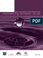 LGBT Domestic Abuse