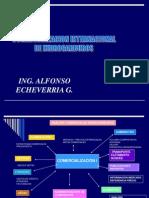 Comercializacion Internacional de Hidrocarburos
