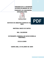Analysis Services 2005