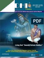 Siddhi Times - Vaikasi Digital Edition