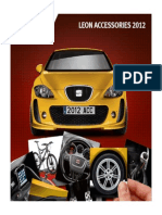 Leon Accessories Brochure 2012