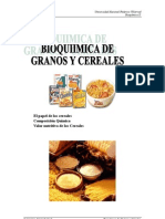 Bioquimica de Granos y Cereales