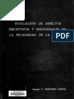 Evaluación de aspectos perceptivos y emocionales en proximidad a la muerte