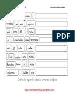 Conciencia Fonologica de Frases 2