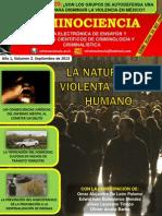 REVISTA ELECTRÓNICA CRIMINOCIENCIA, AÑO 1, VOLUMEN 2, SEPTIEMBRE 2013