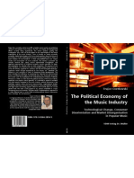 Text Book on the Political Economy of the Music Industry