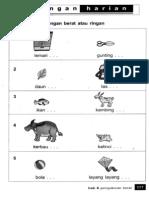 Ulangan Harian 8 - Practice Math Test 8
