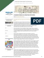 A imagem do Brasil na literatura portuguesa _ Casa da América Latina