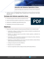 Curso Administracion Del Sistema Operativo Linux
