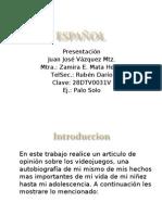ESPAÑOL III telesecundaria