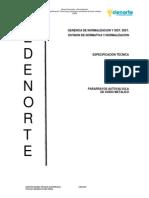 Eett0082--Pararrayos Autovalvula de Oxido Metalico