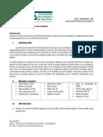 Prácticas2y3-ExtracciónDeADN
