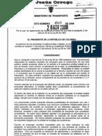 Decreto 4533 de 2008 (Reglamento Iniciativas Privadas Ley 80 - 1993)