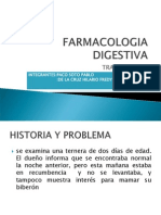 FARMACOLOGIA DIGESTIVA exposicion