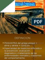 PSIQUIATRIA 1