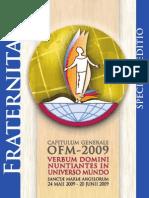 Fraternitas Julio 2009