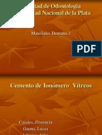 Ionomero Vitreos