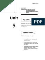 B3001_Matematik3_UNIT5