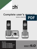 Vtech Cs6429-2 Um v7