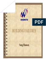Lesson Learn - Building Failures