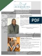 4 page niger brochure