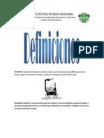 definiciones maquinas termicas