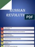 4. Russian Revolution