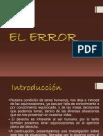 El Error.pptx