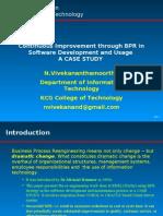 Bpr Case Study