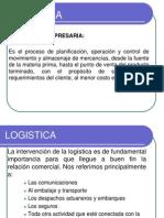 Clase Ade Logistica
