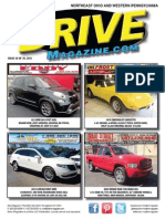 Drive Magazine - Issue 20, 2013