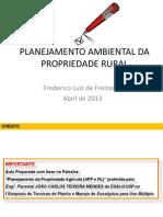 06. Planejamento Ambiental Da Propriedade Rural