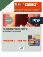 Medium Course Prog 2 -1