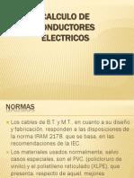 Calculo de Conductores Electricos