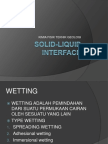 5solid Liquid Interface