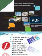 ZigBee and IEEE 802.15.4