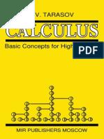Tarasov Calculus