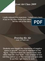 student work slideshow