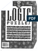 Logic Puzzles Dell Magazine