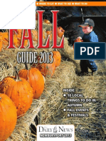 Fall Guide 2013