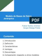Modelo de Bases de Datos Jerárquico